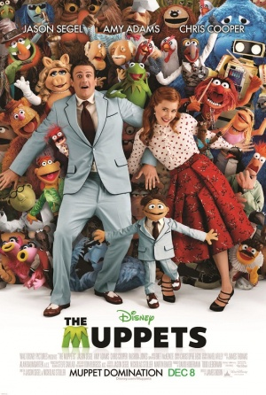 The Muppets 550x817