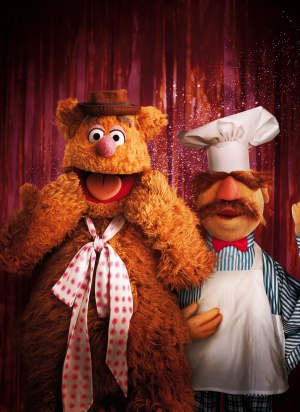 The Muppets 3637x5000