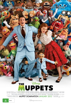 The Muppets 3000x4450