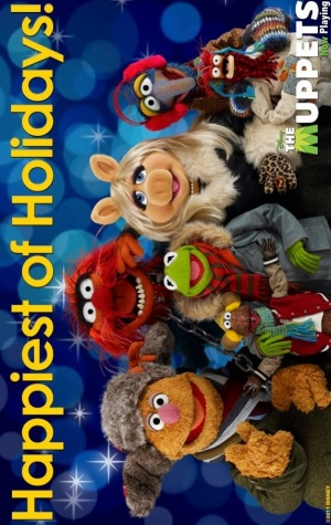 The Muppets 573x907