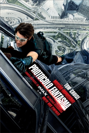 Mission: Impossible - Ghost Protocol 2392x3546
