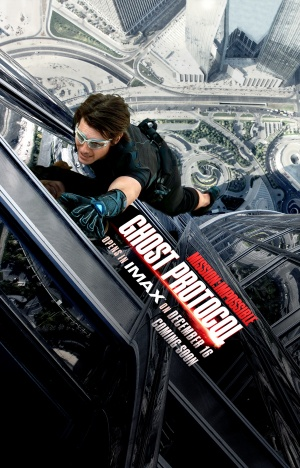 Mission: Impossible - Ghost Protocol 3207x5000