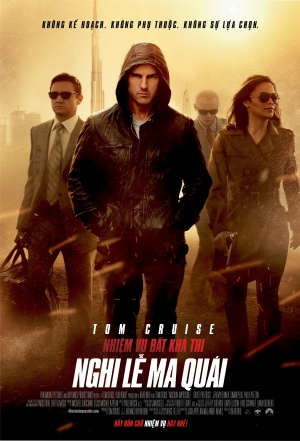 Mission: Impossible - Ghost Protocol 2955x4348