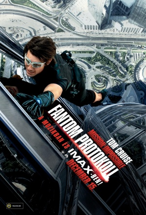 Mission: Impossible - Ghost Protocol 1085x1600