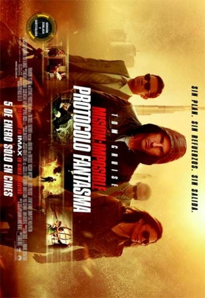 Mission: Impossible - Ghost Protocol 407x590