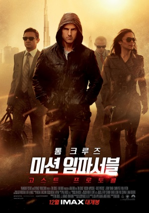 Mission: Impossible - Ghost Protocol 1978x2835
