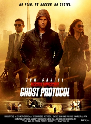 Mission: Impossible - Ghost Protocol 1700x2300