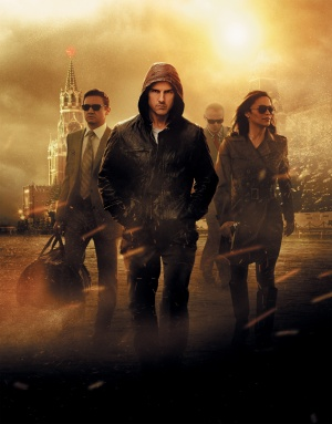 Mission: Impossible - Ghost Protocol 3913x5000