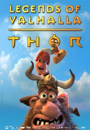 Thor: O Martelo dos Deuses 400x573