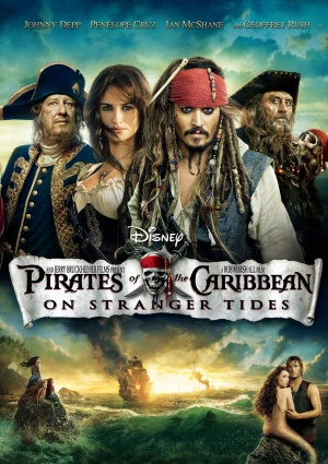 Pirates of the Caribbean: On Stranger Tides 1534x2175