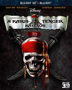 Pirates of the Caribbean: On Stranger Tides 1369x1714