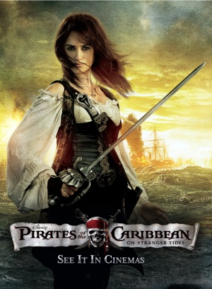 Pirates of the Caribbean: On Stranger Tides 881x1199
