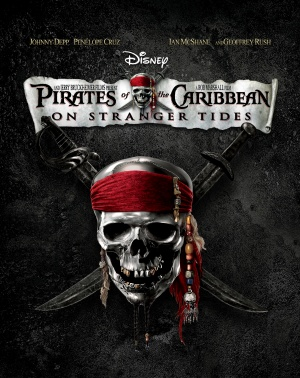 Pirates of the Caribbean: On Stranger Tides 1613x2033