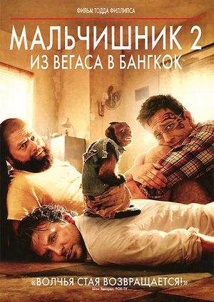 The Hangover Part II 481x680