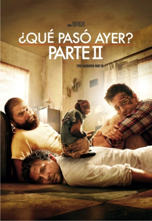 The Hangover Part II 500x726