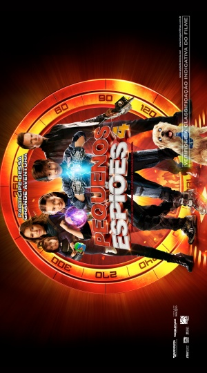 Spy Kids 4: All the Time in the World 1751x3150