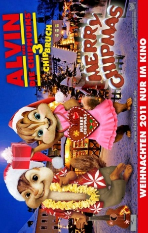 Alvin and the Chipmunks: Chipwrecked 611x960