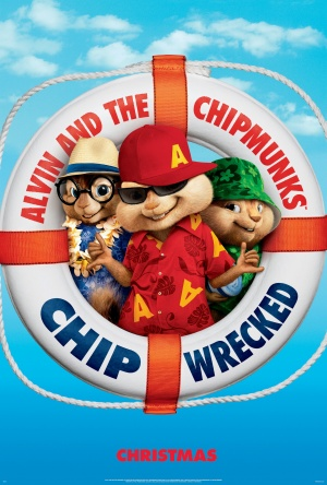 Alvin and the Chipmunks: Chipwrecked 2025x3000