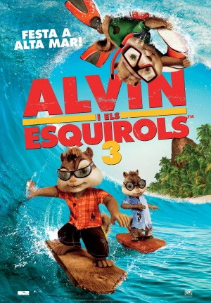 Alvin and the Chipmunks: Chipwrecked 1240x1787