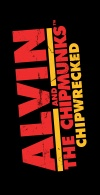 Alvin and the Chipmunks: Chipwrecked Logo