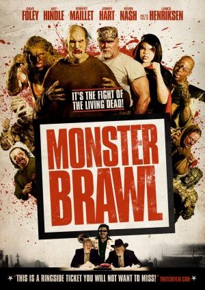 Monster Brawl 1527x2157