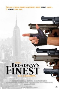 Broadway's Finest poster
