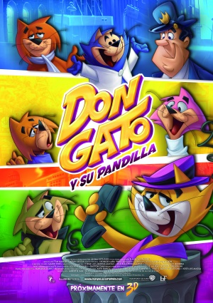 Don gato y su pandilla 3529x5000