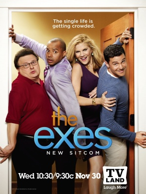 The Exes 1575x2099