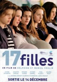 17 filles poster