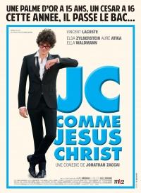 JC comme Jésus Christ poster