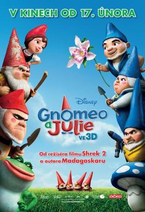Gnomeo & Julia 3413x5000