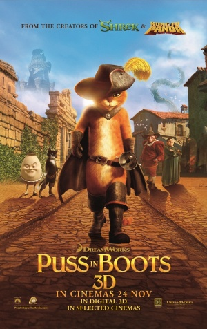 Puss in Boots 550x872