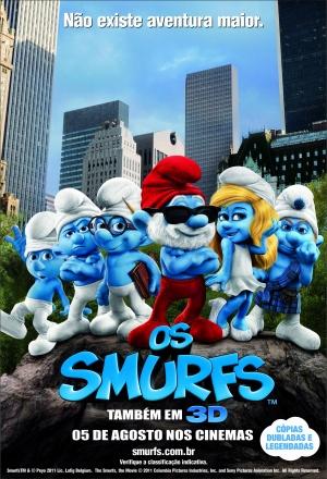The Smurfs 2416x3546