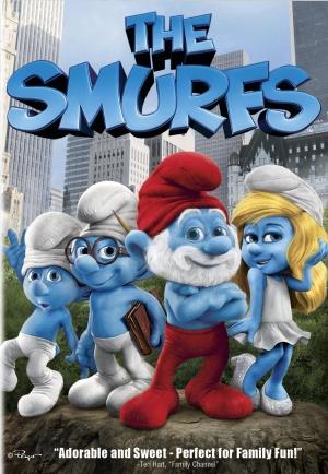The Smurfs 1482x2145