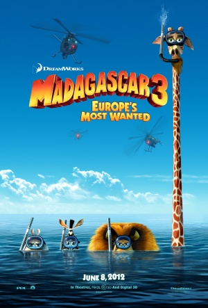 Madagascar 3: Europe's Most Wanted 1890x2793