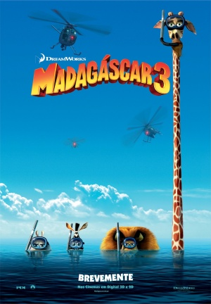Madagascar 3: Europe's Most Wanted 1231x1772