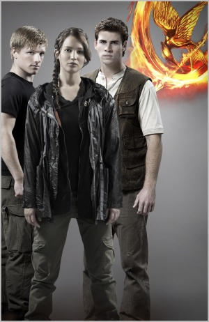 The Hunger Games 3248x5000