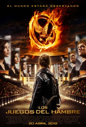 The Hunger Games 3375x5000
