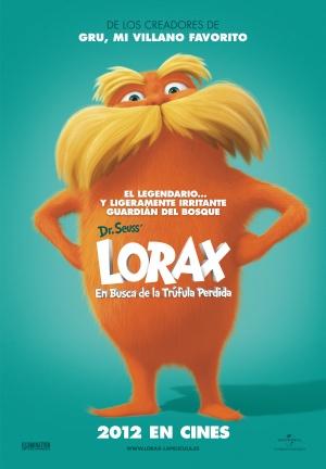 The Lorax 3475x5000