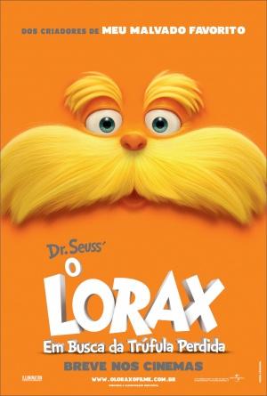 The Lorax 2392x3546