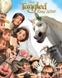 Rapunzel - Verföhnt, Verlobt, Verheiratet poster