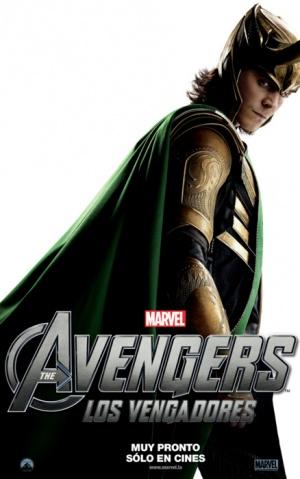 The Avengers 438x700