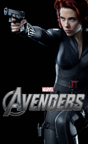 The Avengers 3059x5000