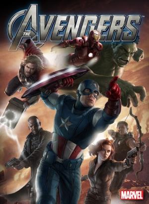 The Avengers 934x1280