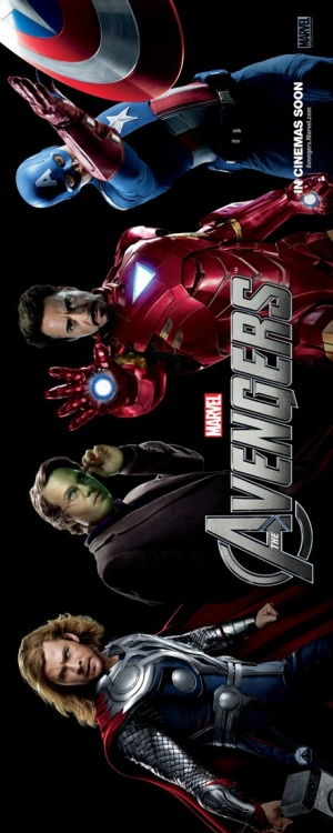 The Avengers 440x1100