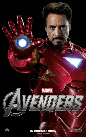 The Avengers 700x1119