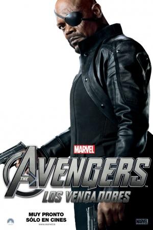 The Avengers 735x1100