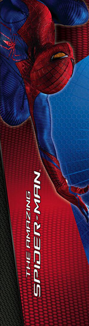 The Amazing Spider-Man 300x1097