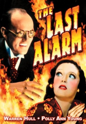 The Last Alarm 347x500