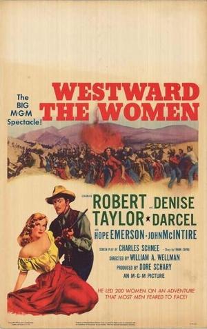 Westward the Women 392x623